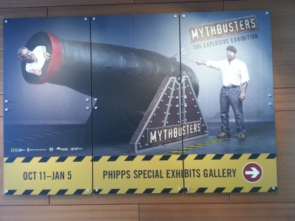 Mythbusters comes to the Denver Science Museum