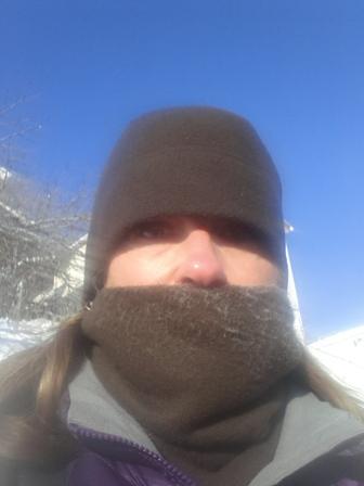 Brrrrrrrrrr!!!!!!! -10 degrees is cold even for Colorado!!!