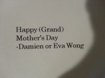 The names chosen for Roberta's first (biological) grandchild