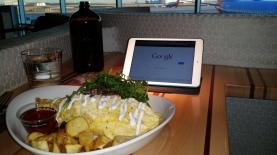 My FAVORITE restaurant at DIA - Root Down!!!!